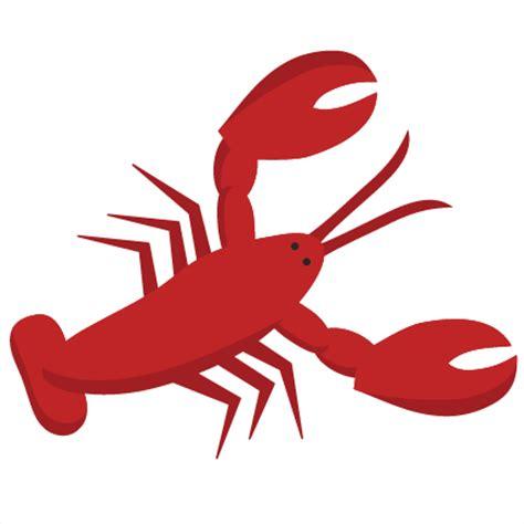 lobster clip lobster svg scrapbook cut file clipart files for