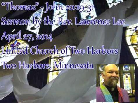 john 20 john 20 sermons sermons on john 20 thomas sermon on john 20 19 31 youtube