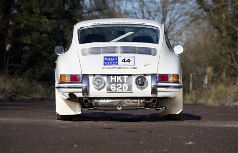 porsche 911 rally car 1966 porsche 911 swb rally car
