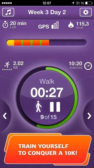 To 10k App by Run 10k Pro Plan Gps Running Tips By Rock