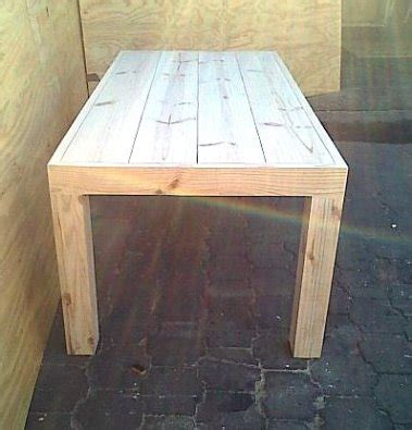 chunky farmhouse garden and patio furniture in johannesburg junk mail