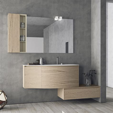 modern bathroom furniture sets modern design wall mount bathroom furniture set calix novello
