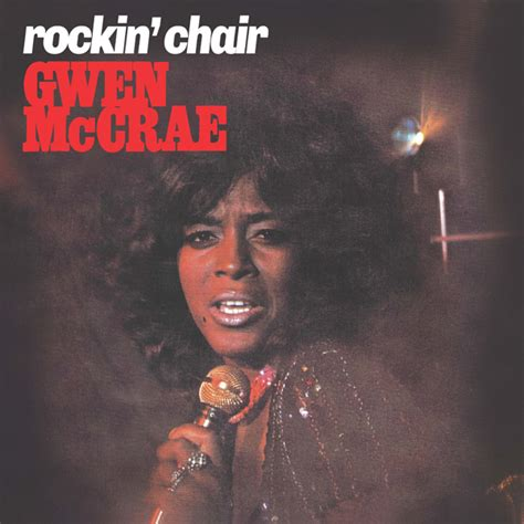 Lp Kity gwen mccrae rockin chair lp cat above board distribution