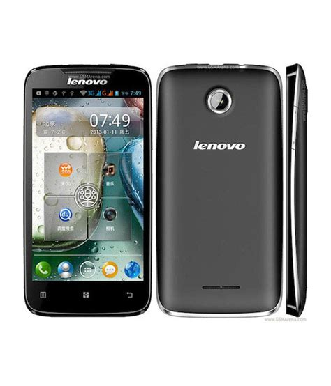 Lenovo A369i lenovo a369i dual sim touch screen black buy lenovo a369i dual sim touch screen black