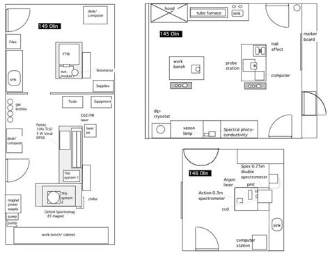 laboratory floor plan laboratory floor plans research