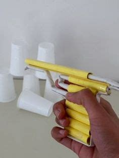 How To Make A Pistol Out Of Paper - be ready when the zombies attack make a bow and arrow out