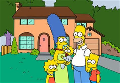 Garden Of Simpsons Dan Org The Simpsons Tv Series Images And