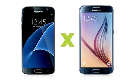 imagenes para celular de cumpleaños galaxy s7 vs galaxy s6 veja as diferen 231 as entre os