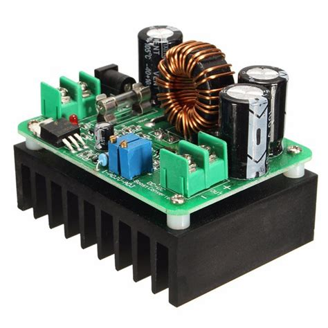 Dc To Dc Step Power Supply 10 dc dc 600w 10 60v to 12 80v boost converter step up module