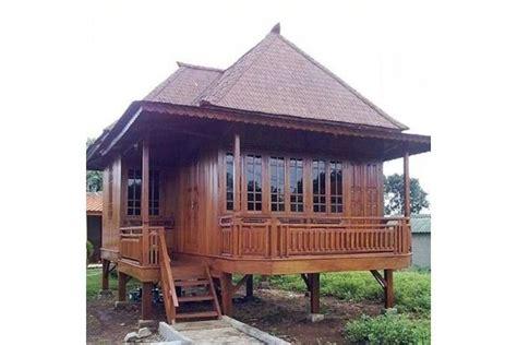 Ranjang Kayu Bongkar Pasang rumah kayu bongkar pasang bisa pesan bahan kualitas baik