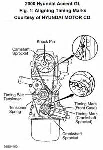 how to fix hyundai h100 look for timing marks hyundai