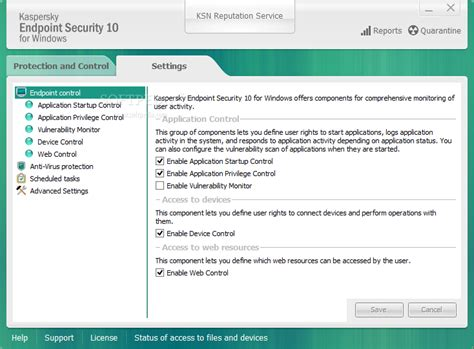Antivirus Kaspersky Endpoint Security For Business kaspersky endpoint security for business