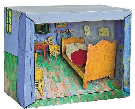 la chambre à coucher de gogh mon gogh en jeux peluches le dindon