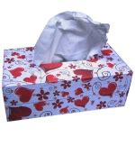 Kotak Tissue Scraft 01 tissue kotak panjang arena tas kertas