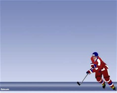 ice skates powerpoint templates sport hockey powerpoint template ppt template