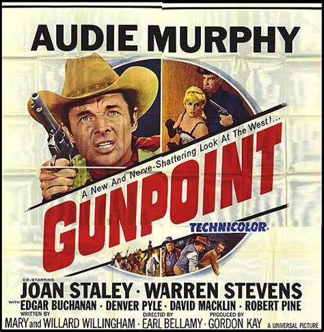 gunpoint audie murphy gunpoint posters at poster warehouse