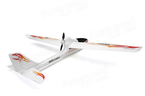 rc airplane wl f959 sky king wltoys f959 sky king 2 4g 3ch led 750mm wingspan rc