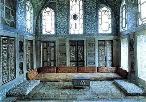 ottoman palace ottoman palace dome vault ceiling columns frieze fresco