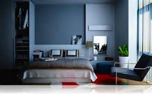 Grey And Blue Bedroom by Blue And Gray Bedroom D 233 Cor