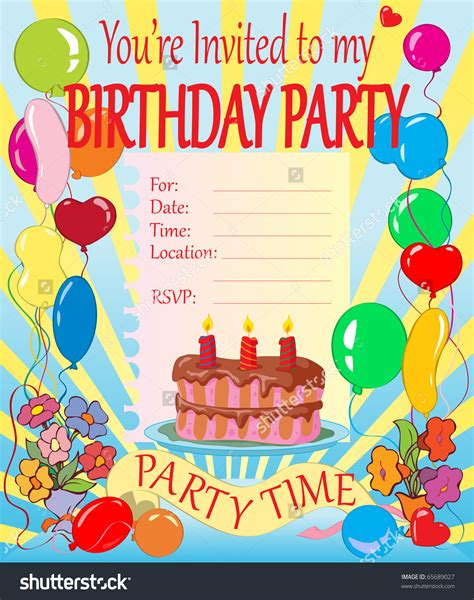 how to make birthday invitation cards top 19 invitation cards for birthday theruntime