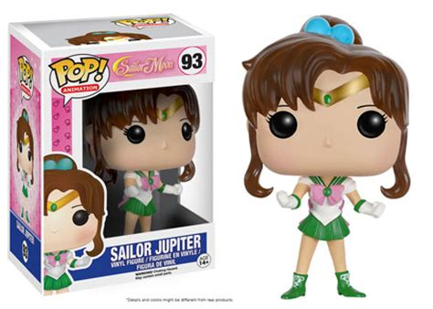 Original Funko Pop Anime Sailor Mercury Vynil Figure sailor moon funko pop figures at new york fair 2016sailor moon collectibles