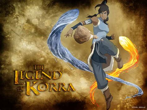 Avatar La Leyenda De Korra Libro 2 Espir Bender Heroine Vs Pirate Girl Korra Vs Nami War Games