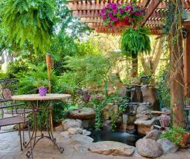Small Tropical Backyard Ideas Create A Tropical Retreat In Your Backyard Home Styles