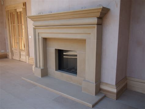 Large Fireplace Surrounds by The Fireplace Company Handcrafted