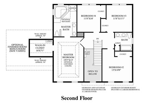 nantucket floor plan bowes creek country club the fairways collection the