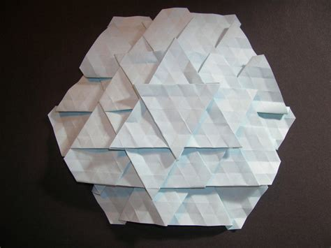 Origami Tessellation Diagrams - 1000 images about origami tassellation on