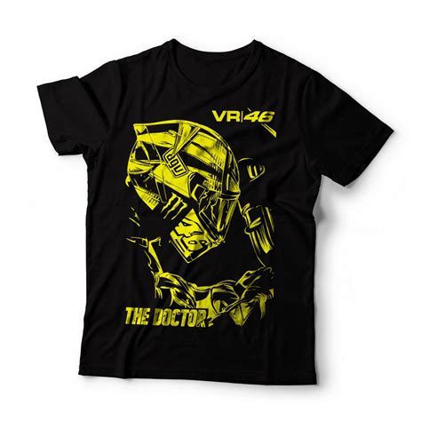 Kaos Vr 46 The Doctor jual kaos baju distro best seller kaos v entino