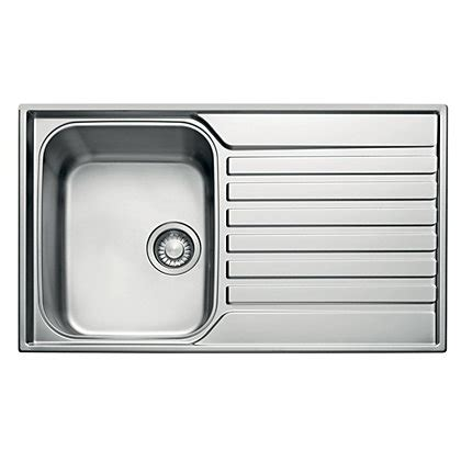 homebase kitchen sinks franke ascona 611 kitchen sink 1 bowl