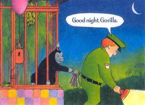 good night gorilla another bilge sweetener
