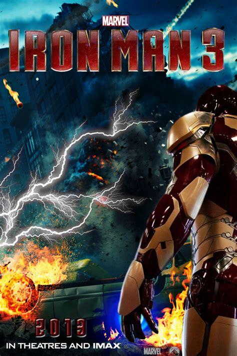 iron man poster dcomp deviantart