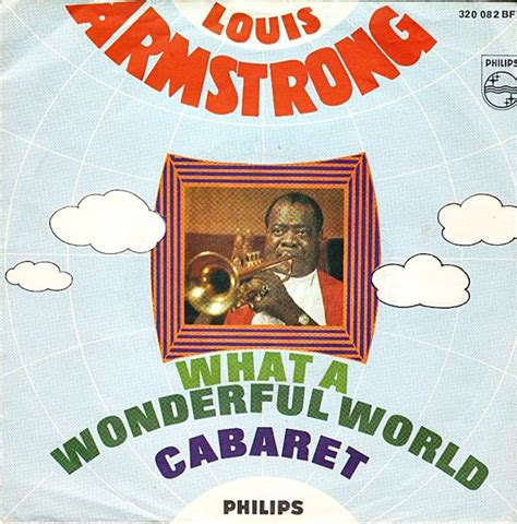 louis armstrong what a wonderful the gallery for gt louis armstrong what a wonderful world cd