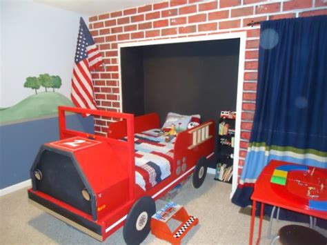 Truck Bedroom Decor by 55 Wonderful Boys Room Design Ideas Digsdigs