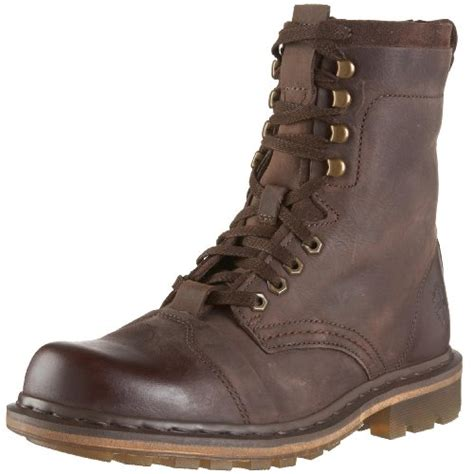 m s mens boots dr martens s pier boot brown 9 uk us s 10 m