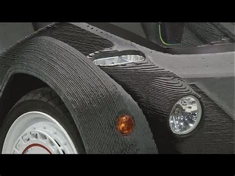 Auto aus dem 3D-Drucker - hi-tech - YouTube D And D Motors