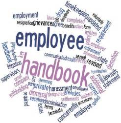 2016 employee handbook updates human resources total hr