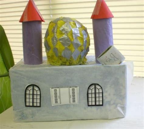 islamic arts and crafts for ramadan craft masjid sadaqa box islamic for