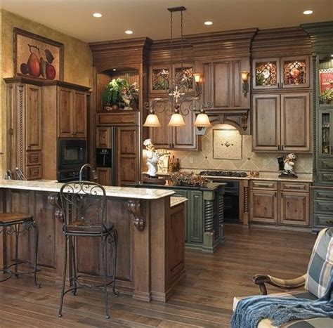 rustic style kitchen cabinets 1000 ideas about rustic cabinets on pinterest rustic