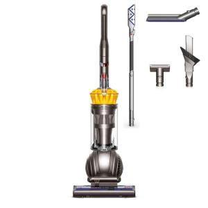 dyson multi floor bagless upright vacuum with bonus