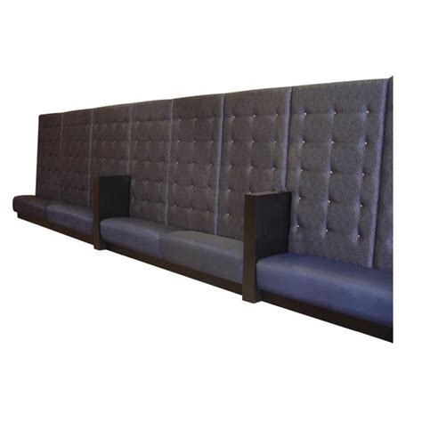 banquette lounge seating