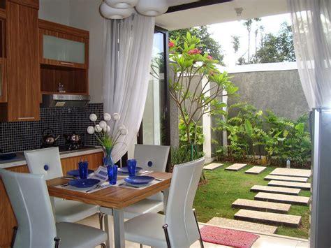 contoh desain dapur terbuka contoh gambar desain dapur terbuka di belakang rumah
