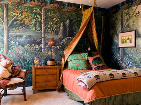 Themed Bedrooms by Choosing A Kid S Room Theme Hgtv