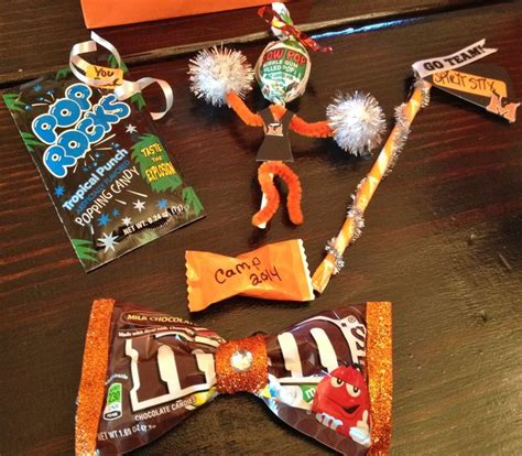 cheerleading crafts for 138 best images about cheer goodie bags on