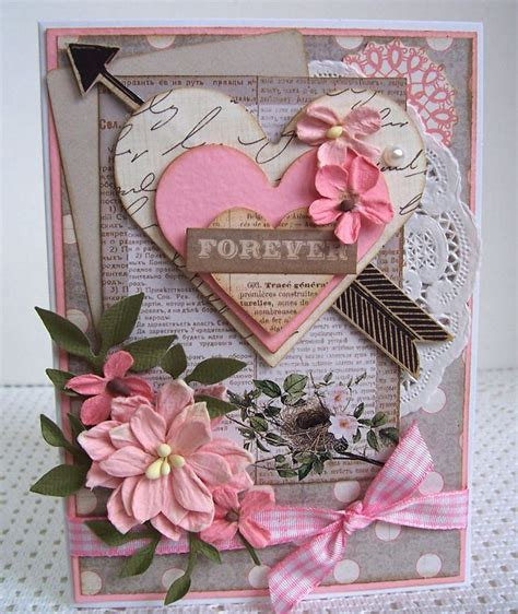 Valentines Scrapbooking Idea by Forever Card Scrapbook Papercrafts