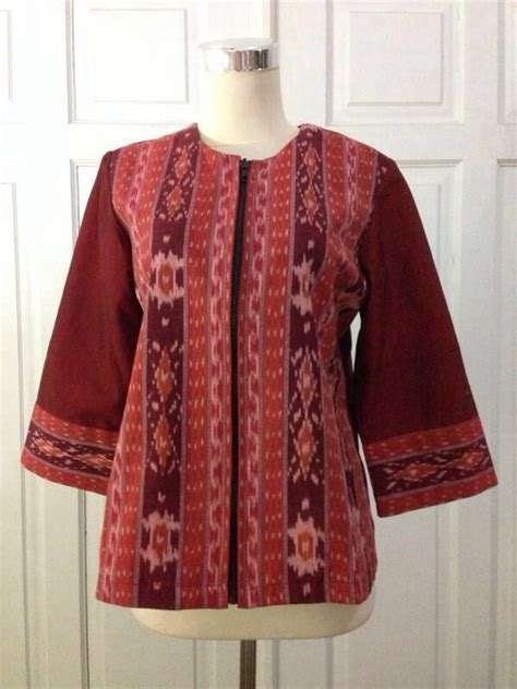 Keynara Top Pakaian Wanita Pakaian Modis Batik 715 best batik dan tenun ikat images on