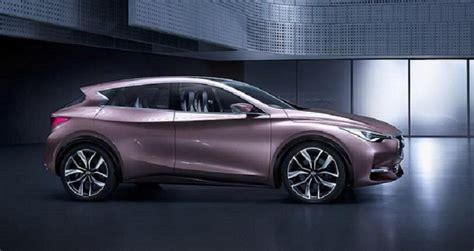 nissan infiniti 2016 2016 infiniti q30 price engine redesign changes