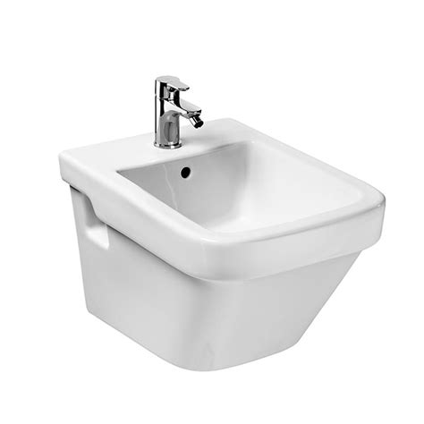 Roca Bidet Toilet roca dama n compact wall hung bathroom bidet uk bathrooms